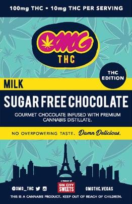 sugar free milk bar